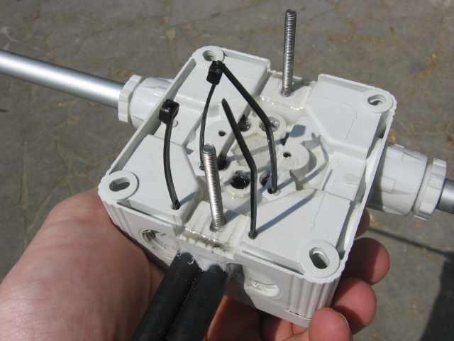 Antenne 12el DK7ZB 10