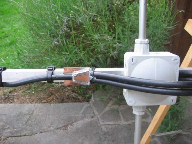 Antenne 144 MHz 12 éléments DK7ZB (2005) | Gaëtan Horlin (ON4KHG)