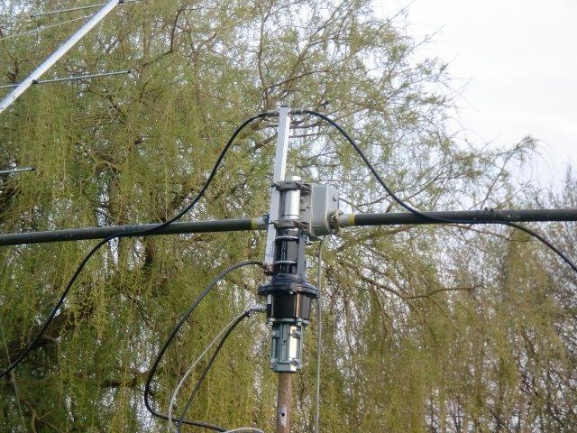 Antenne 2x9el DK7ZB 9