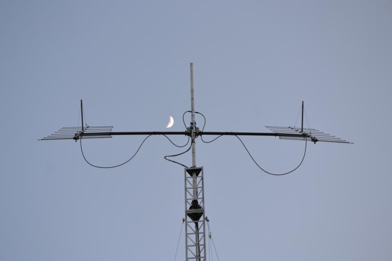 Antenne 2x9el DK7ZB 11