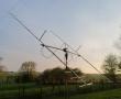 Antenne 2x9el DK7ZB 7