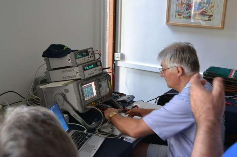 EME2012 - HB9BBD-NF measurement