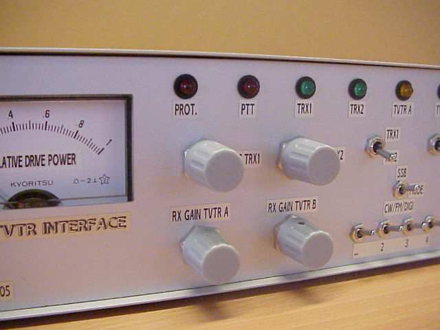Transverter Interface 5