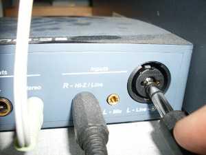 Connectique EMU0202
