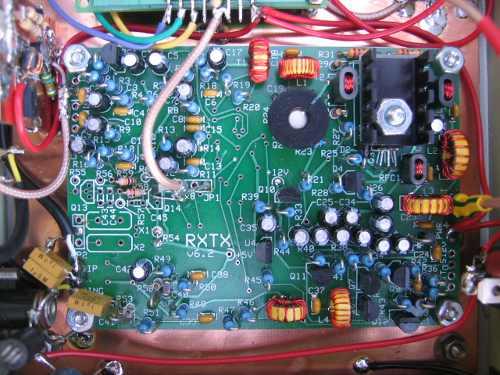 SR V62 Picture