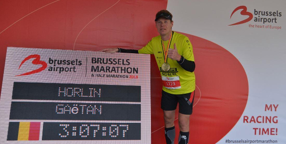 Marathon BXL