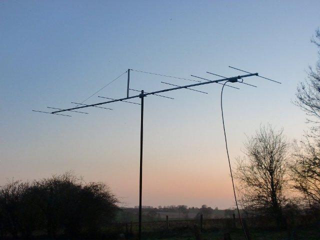 Antenne 2x9el DK7ZB 5