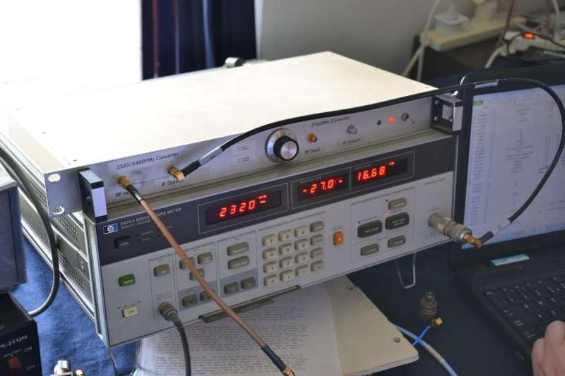 EME2012 - NF-meter