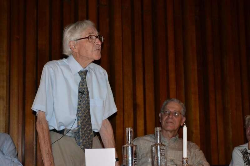 EME2012 - Prof. Antony Hewish FRS & K1JT