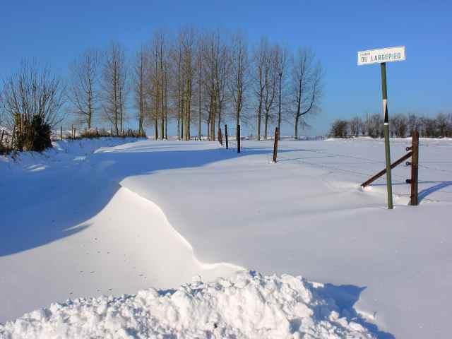 Horrues en hiver 12