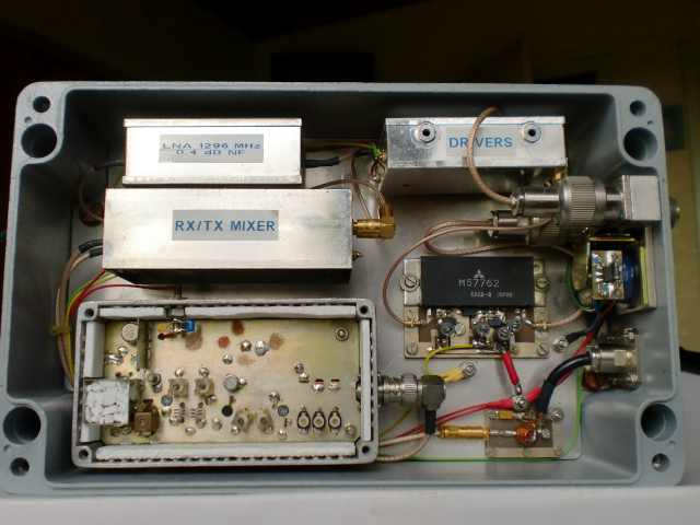 Transverter 144-1296 5