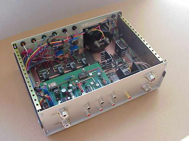 Transverter Interface 10